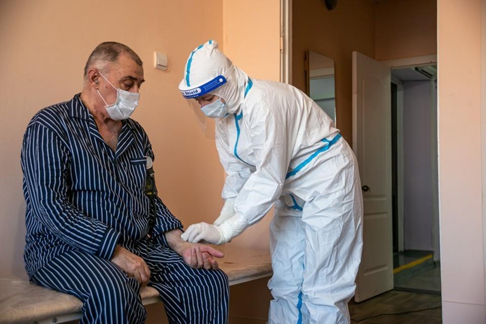 Статистика коронавируса в Хабаровском крае: скончались пять человек за сутки