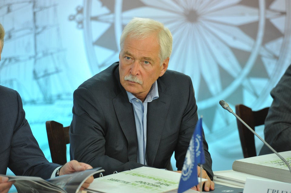 Грызлов: Россия предложила провести минские переговоры в очном формате