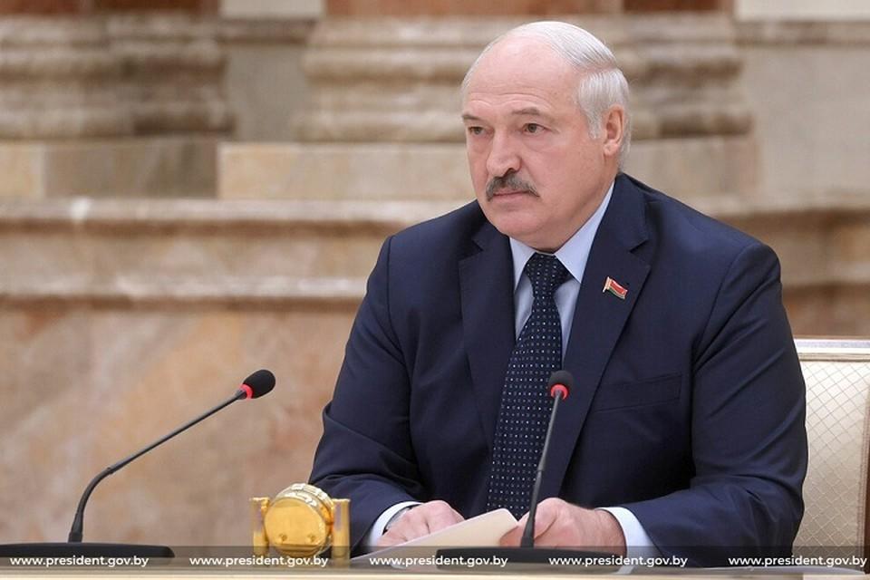 Лукашенко сказал, что не любит посредничество, но согласен на одну страну. Фото: president.gov.by