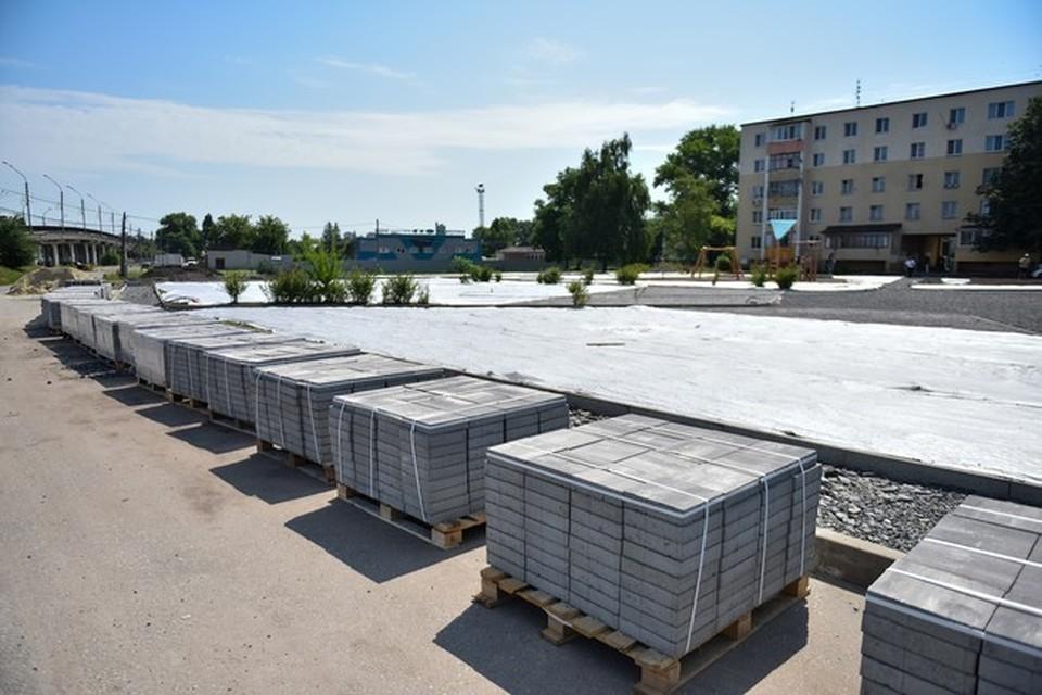 На реконструкцию выделено 19 миллионов рублей из федерального и муниципального бюджетов.