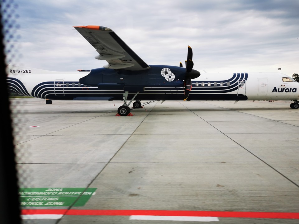 Одновременно с развитием местной авиации в регионе усиливают и внешнее авиасообщение