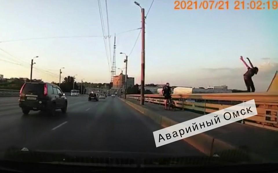 Фото: «Аварийный Омск»