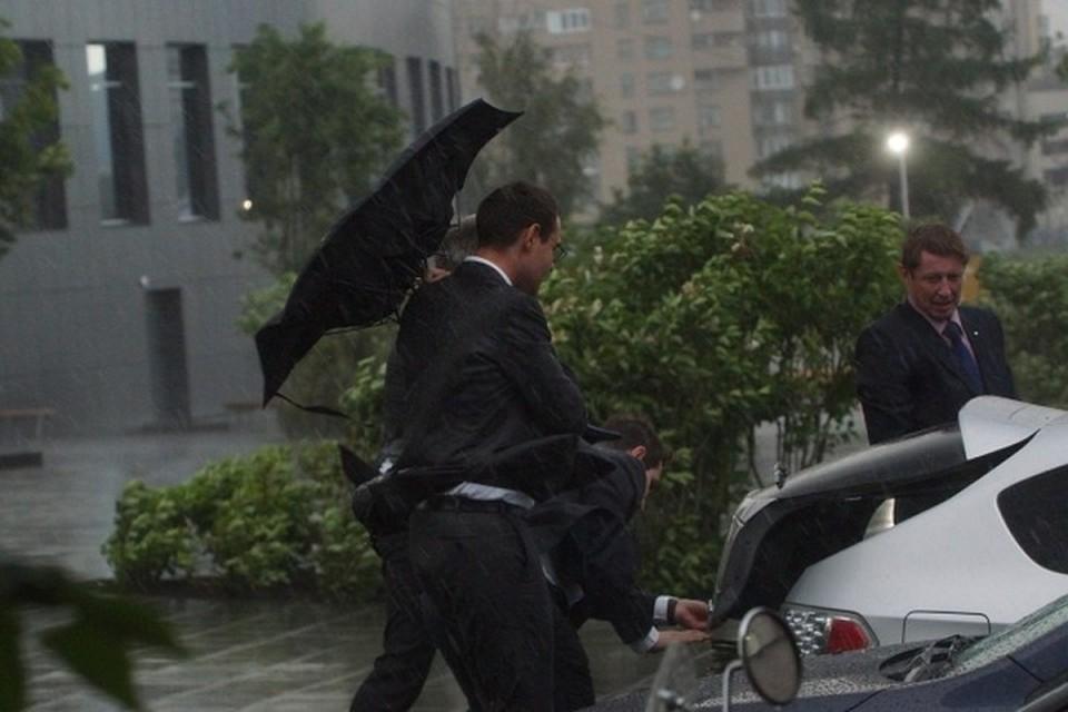 В Башкирии в ближайшие сутки прогнозируется сильный ветер