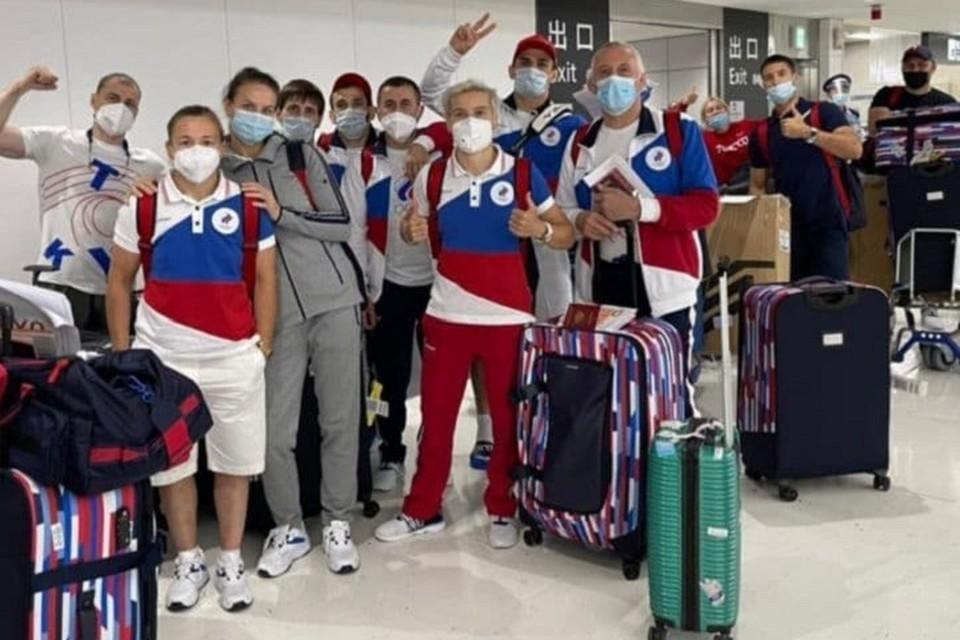 Тюменские дзюдоисты приземлились в Токио.