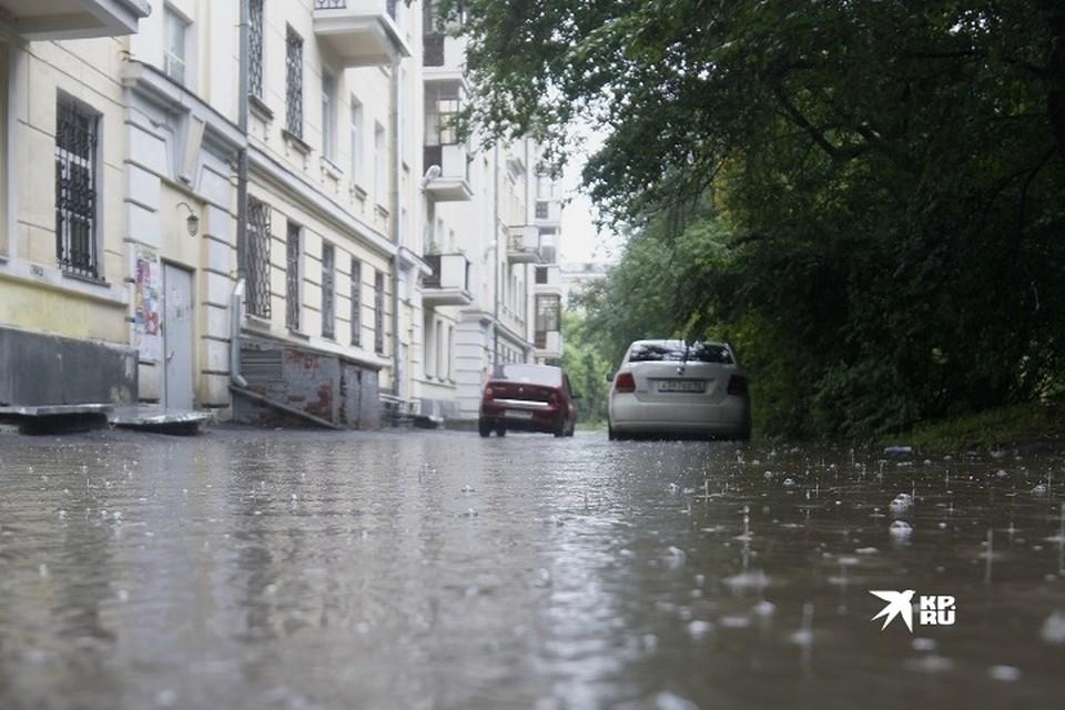 В ближайшее время на Урале пройдут сильные дожди