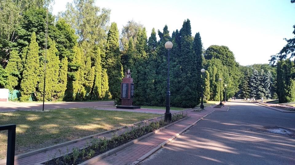 На территории офицерского кладбища создадут ливневую канализацию