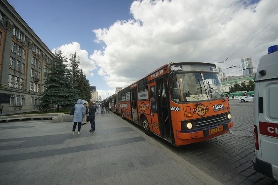 Два автобусных маршрута временно изменятся