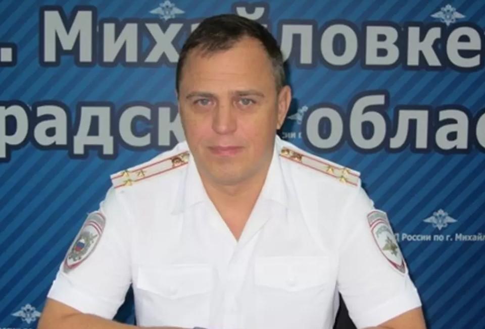 Если информация подтвердится, Юрия Хонина уволят из полиции и привлекут к ответственности. Фото: ГУ МВД России по Волгоградской области.