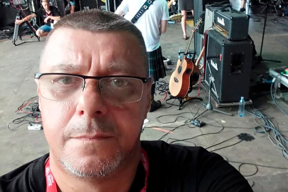 Алексей Мускатин за творческую жизнь устроил более 10 000 концертов