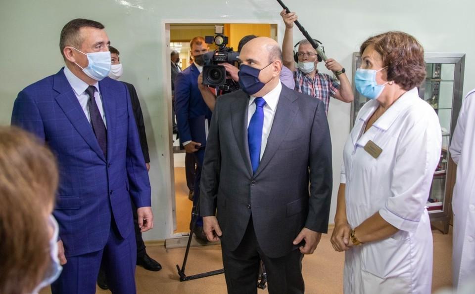 Премьер-министр РФ поручил главе Минздрава Михаилу Мурашко решить вопрос с поставкой нужного оборудования на Курилы