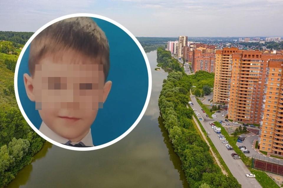 Семилетний мальчик утонул в реке Иня, купаясь с друзьями. Фото: соцсети