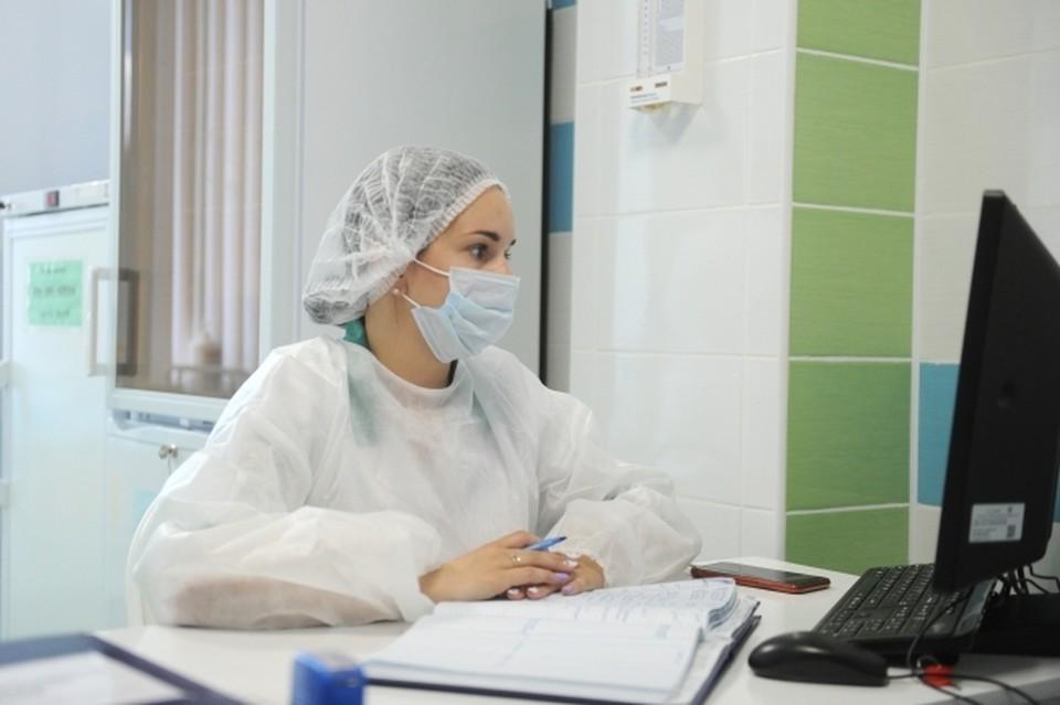 На территории Смоленской области выявлено ещё 196 случаев заболевания.