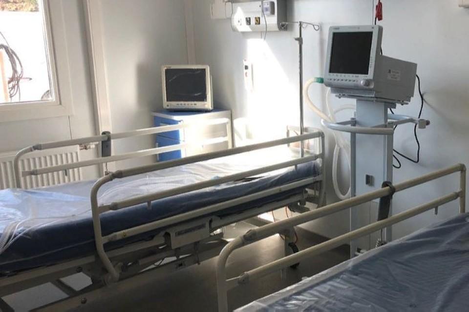 Сейчас в госпиталях на ИВЛ и кислороде находятся 190 человек