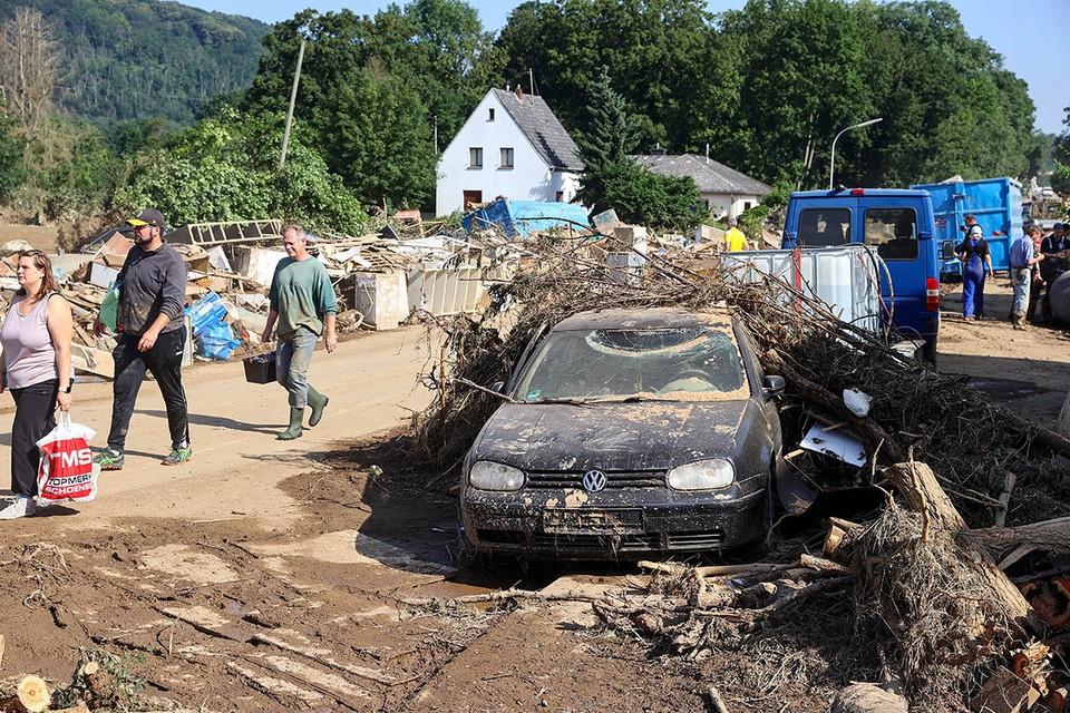 Июльские ливни и наводнения стали настоящим бедствием для Германии, Бельгии, Австрии и многих других стран Центральной и Западной Европы.