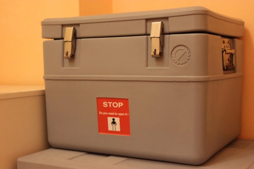 В ЛНР прибыла новая партия вакцины против коронавируса