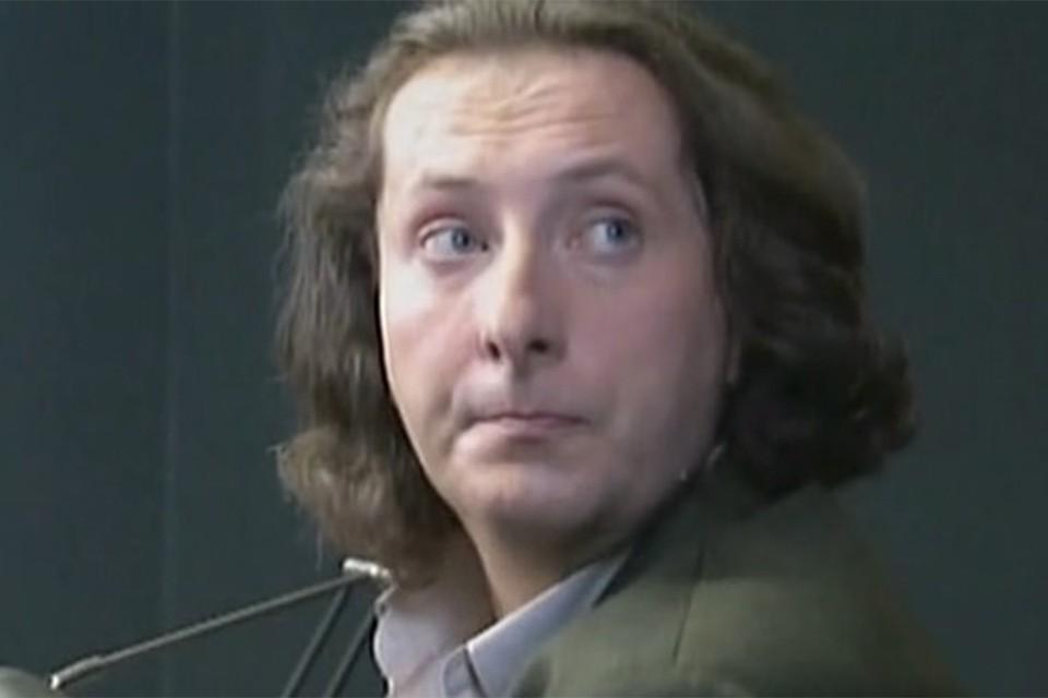 Актер Максим Михалин. Фото kino-teatr.ru