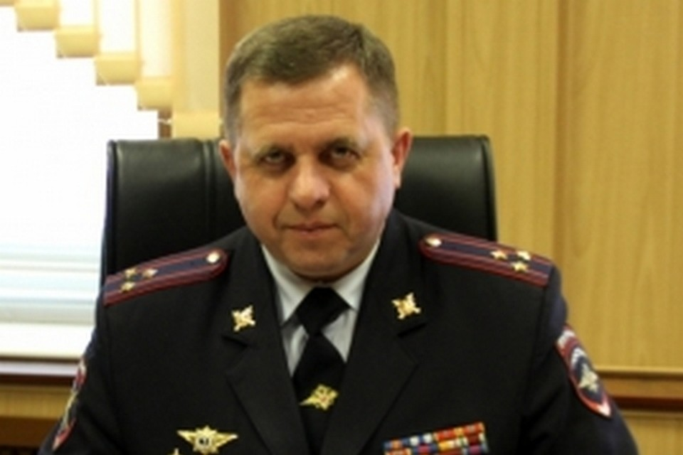 Михаил Киселев. Фото: мвд.рф.
