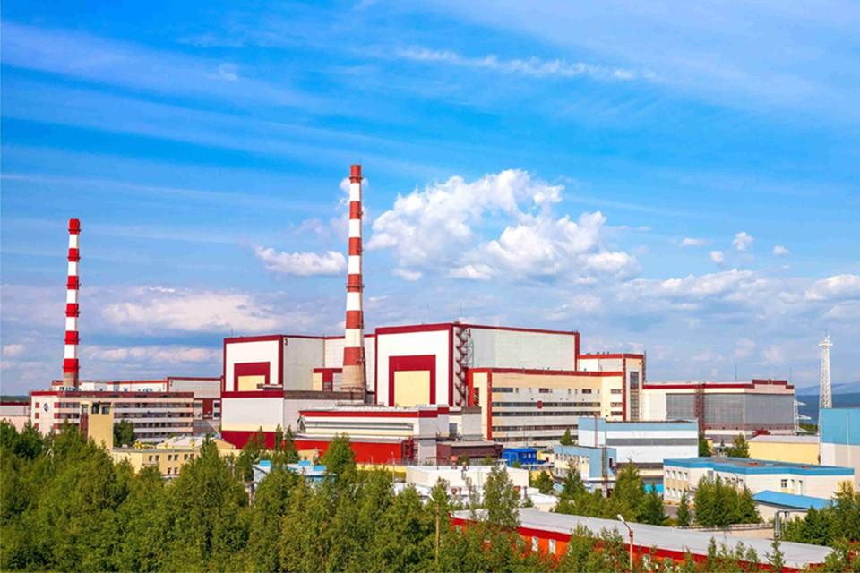 В настоящее время в работе находятся энергоблоки № 2, 3 и 4. Фото: Управление информации и общественных связей Кольской АЭС