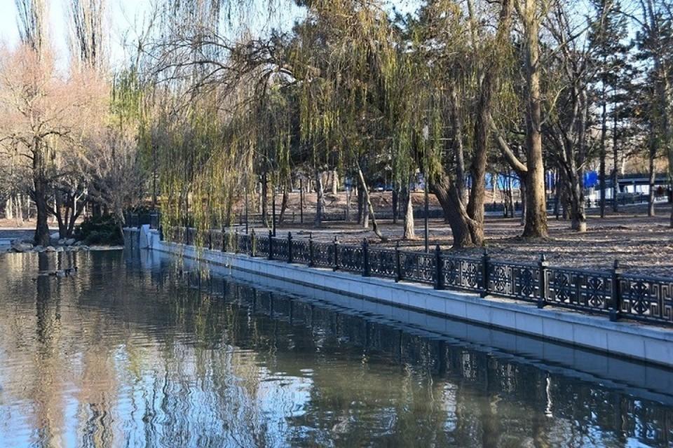 Набережная реки Салгир в Симферополе. Фото: Архив КП.