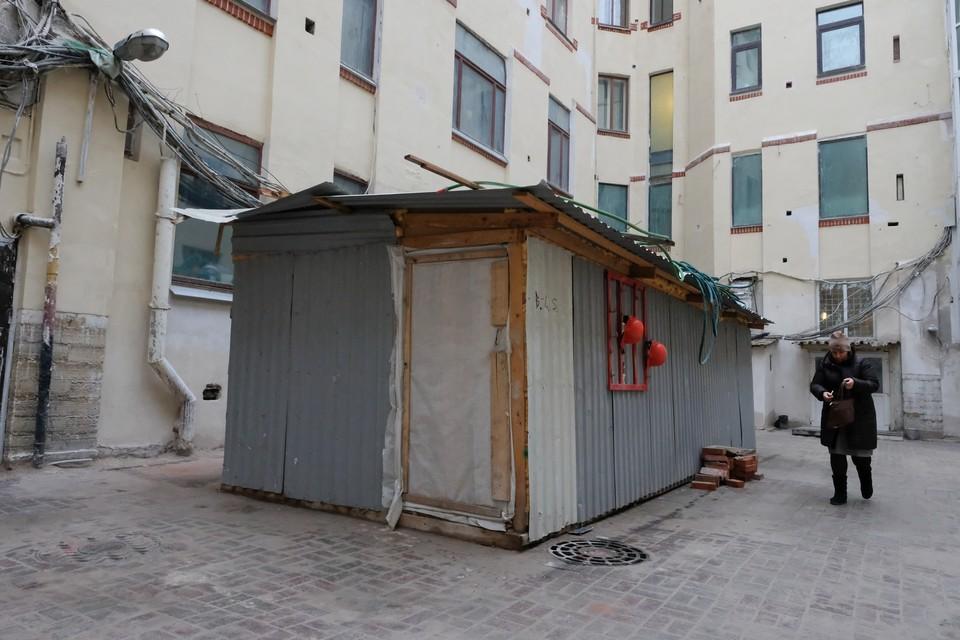Комитет в Петербурге приступил к приёму заявлений по «гаражной амнистии»
