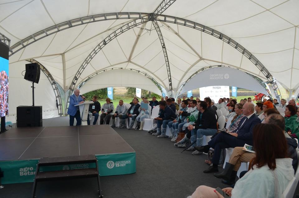 Возделыванию сельскохозяйственных культур в аномальных климатических условиях была посвящена научно-практическая конференция.