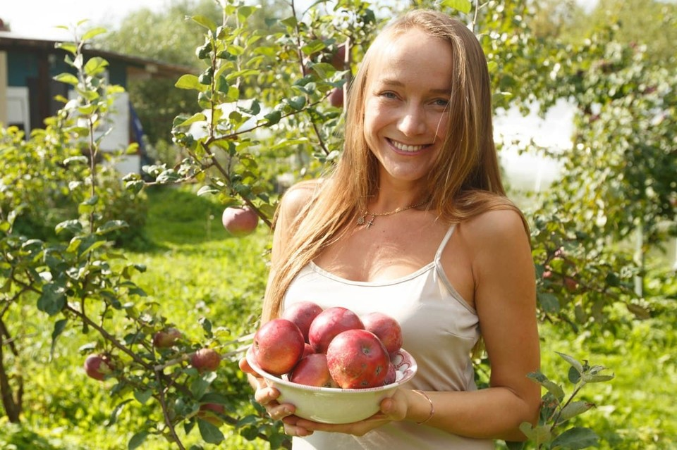 Кубанские яблочки