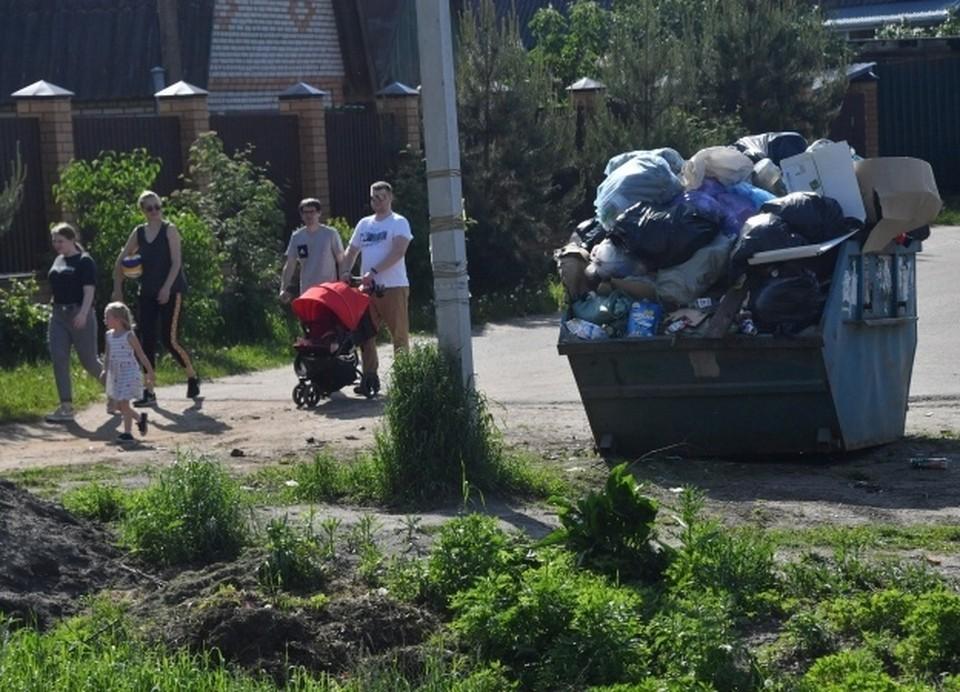 Бахчисарай оказался самым замусоренным городом в Крыму