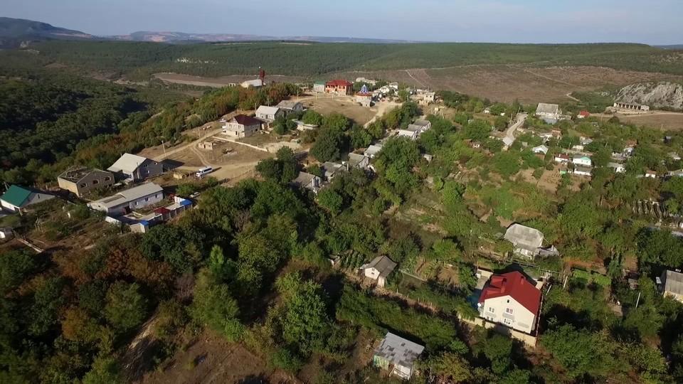 Село Родное, Севастополь