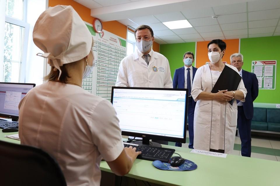 В Самарской области медикам предложили выплатить по 10 тысяч рублей