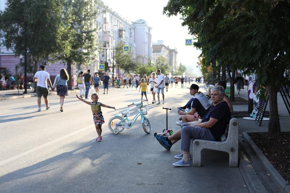 Программа «В центре Мира» в Красноярске на выходные 4-5 сентября 2021: мастер-класс по сборке роботов, джаз-рок оркестр и напольный керлинг