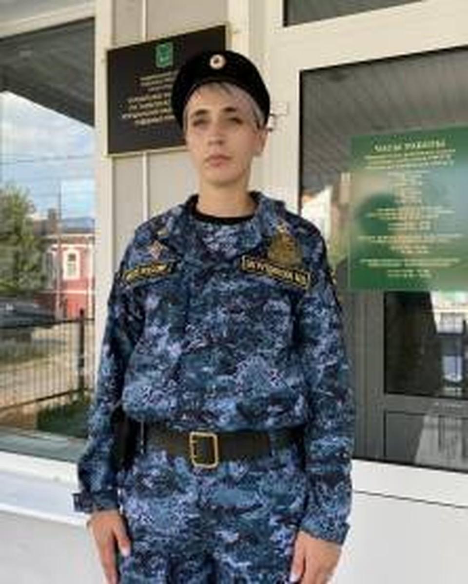 В службе судебных приставов Марина Загрутдинова работает с 2012 года