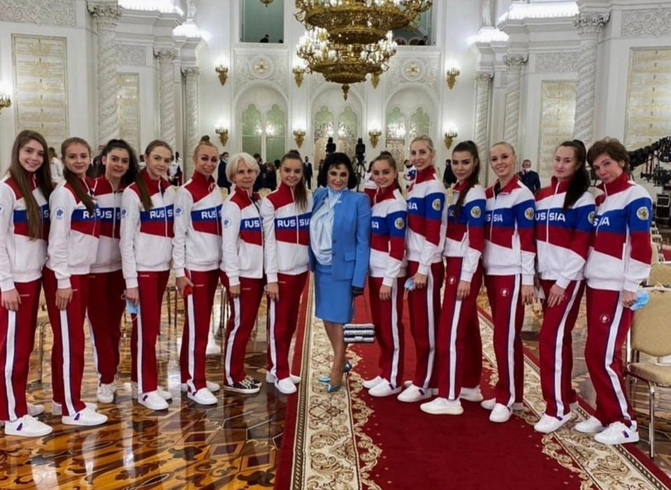 Петербургские спортсмены получат денежные премии от города. Фото: vk.com/a.shantyr