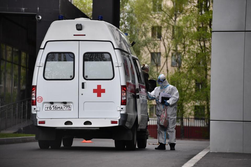 В Омске продолжается третья волна коронавируса.