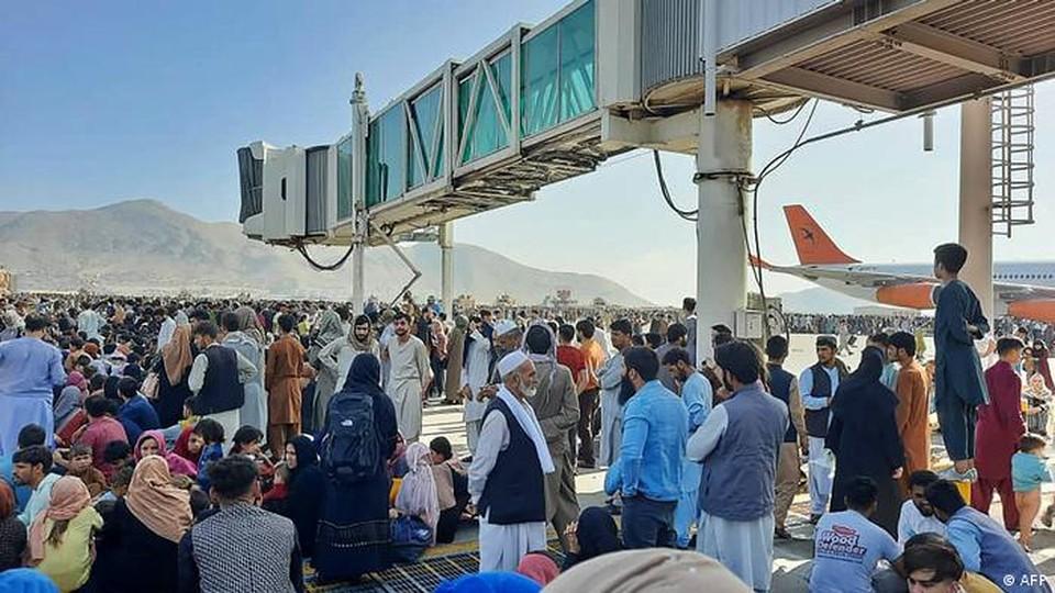 Сколько афганских беженцев намерено принять правительство Молдовы? Фото: соцсети