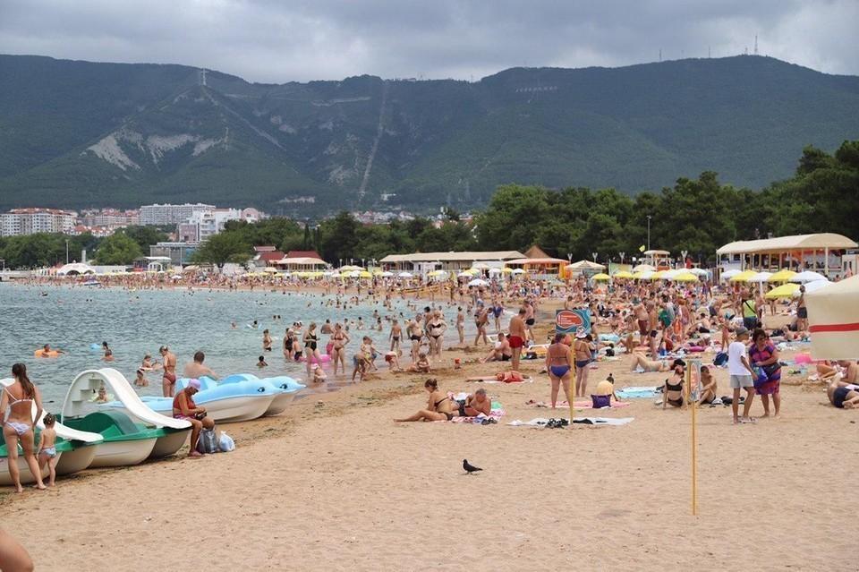 Бархатный сезон начался на курортах Краснодарского края