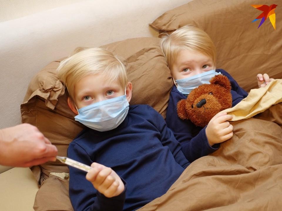 В Беларуси растет число новых случаев коронавируса