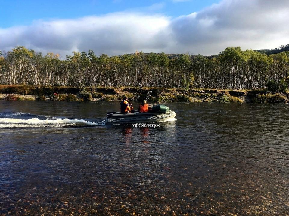 Тело мужчины нашли в воде. Фото: Северо-Западный РПСО