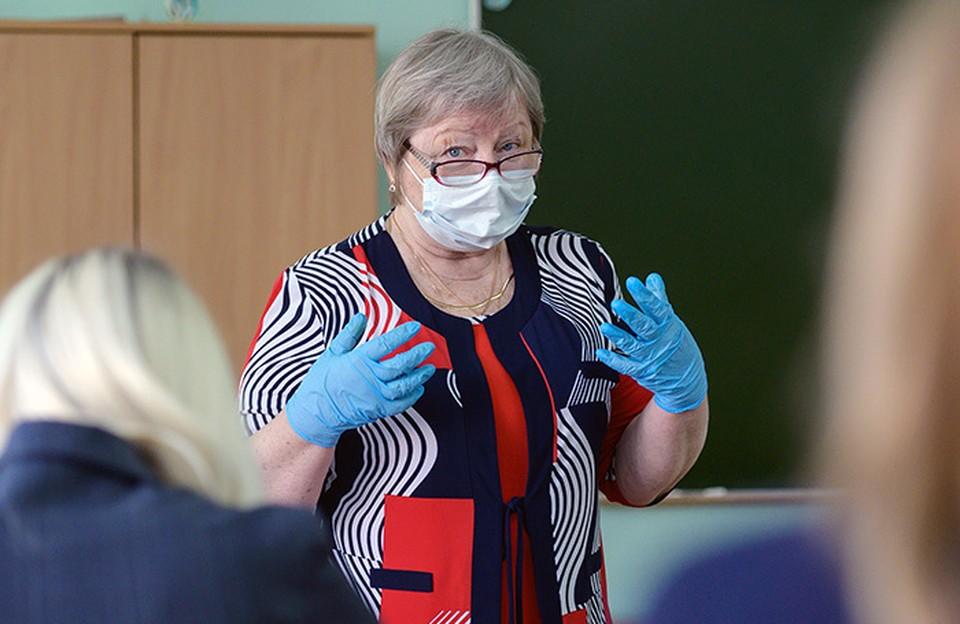 Учителей в Молдове заставляют делать тесты на ковид за свой счет. Фото:соцсети