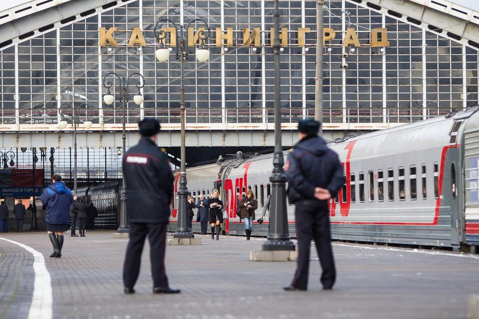 """До самого Калининграда литовские """"туристы"""" не доехали."""