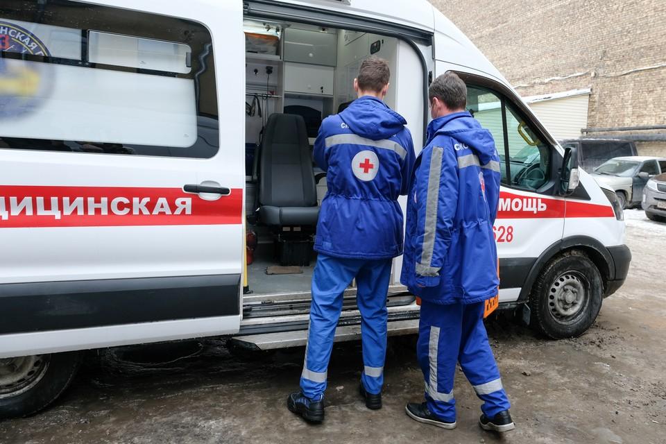 Две девочки пытались покончить с собой в Петербурге