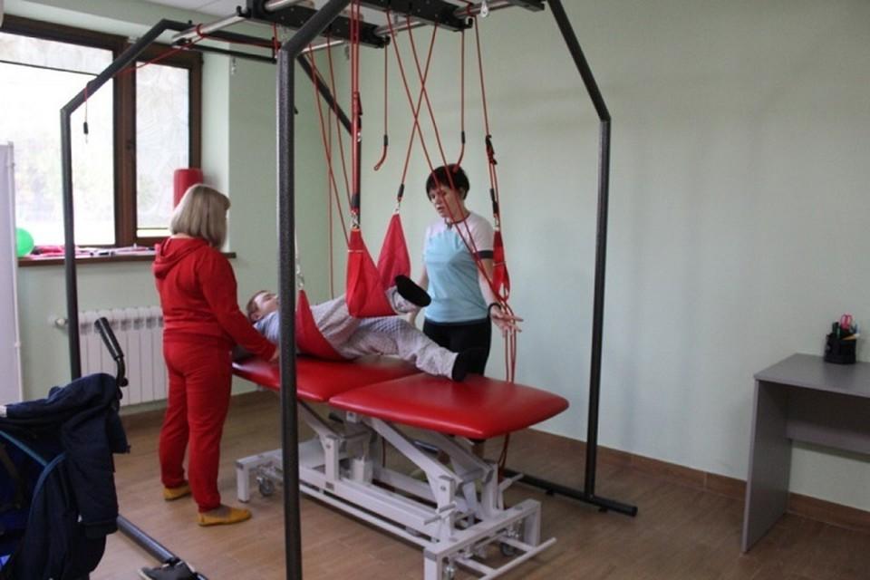 Специалисты применяют для лечения детей инновационные технологии. Фото: сайт администрации Ростова
