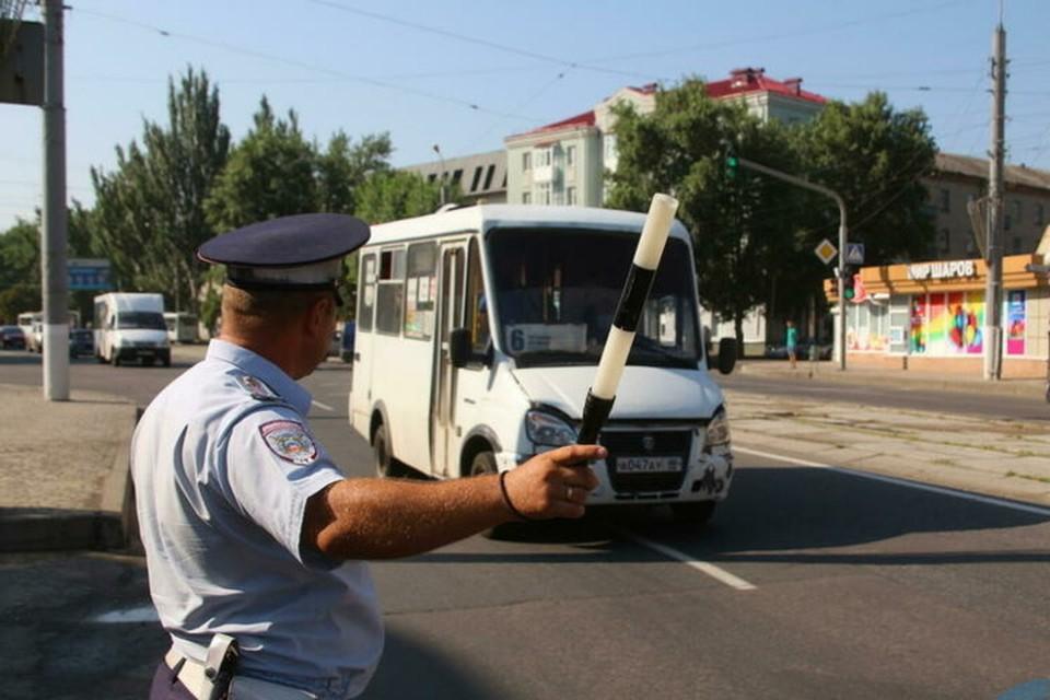 В Луганске не хватает автобусов на маршрутах. Фото: ЛИЦ