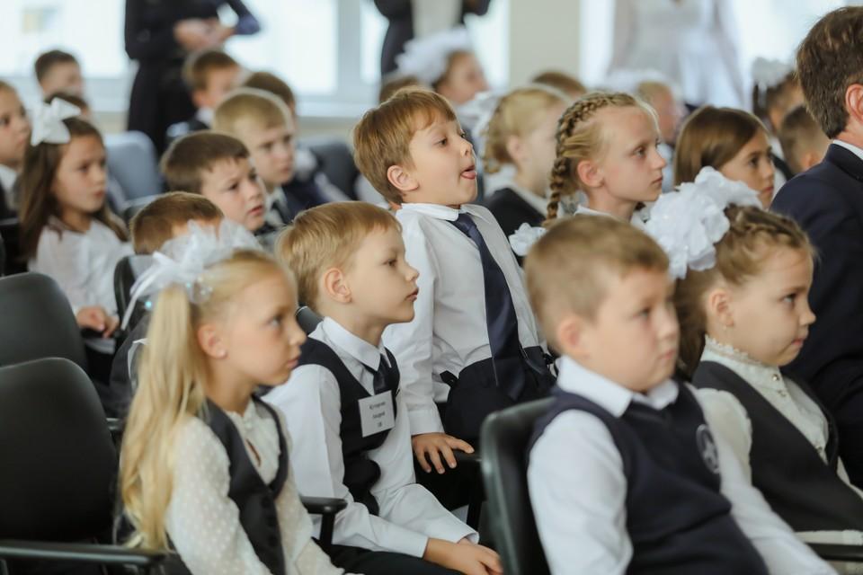 В настоящее время в уфимских школах учится 131 245 детей
