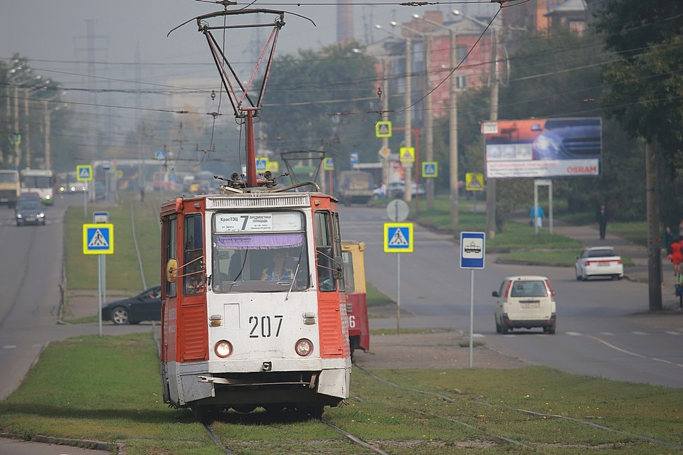 Для Красноярска закупят 25 новых трамваев