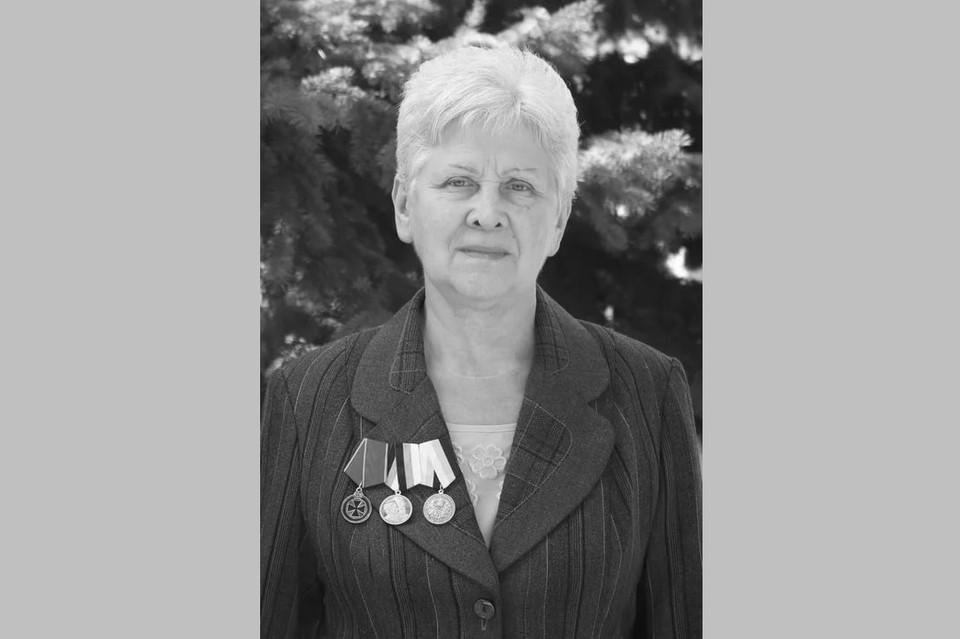 Ушла из жизни директор музея РГУ Нина Чельцова.