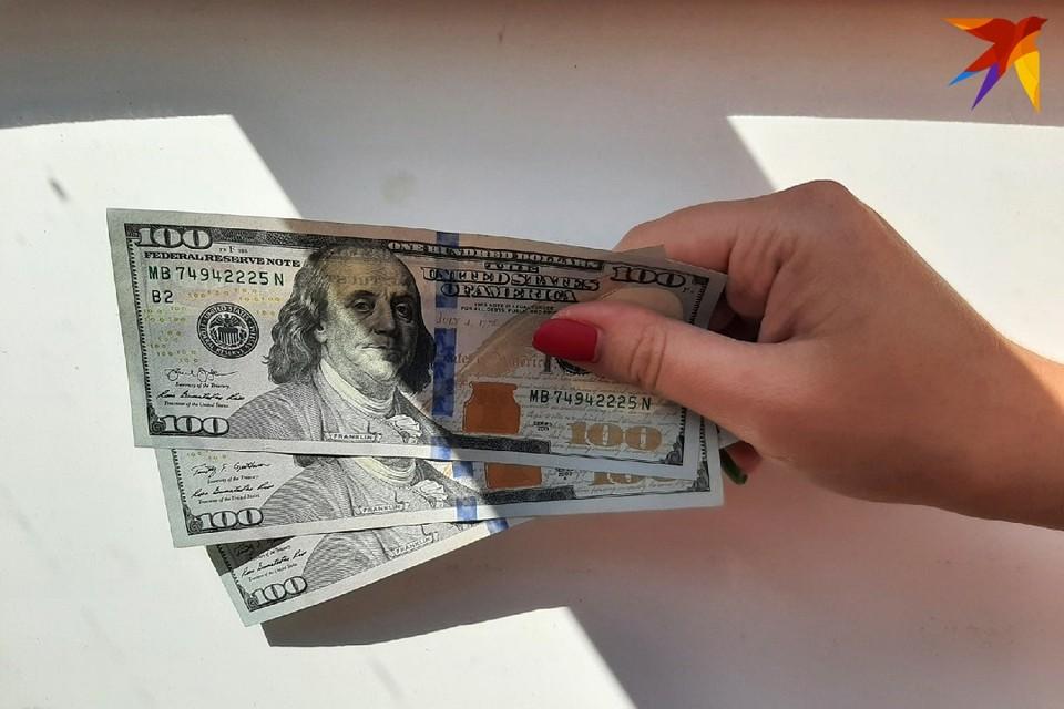 Появилась статистика продажи валюты в январе-августе.