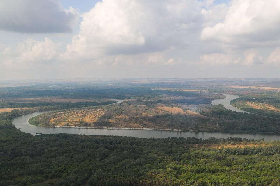 Волгоградская область предлагает расширить федеральную программу оздоровления Донского бассейна. Фото: АВО