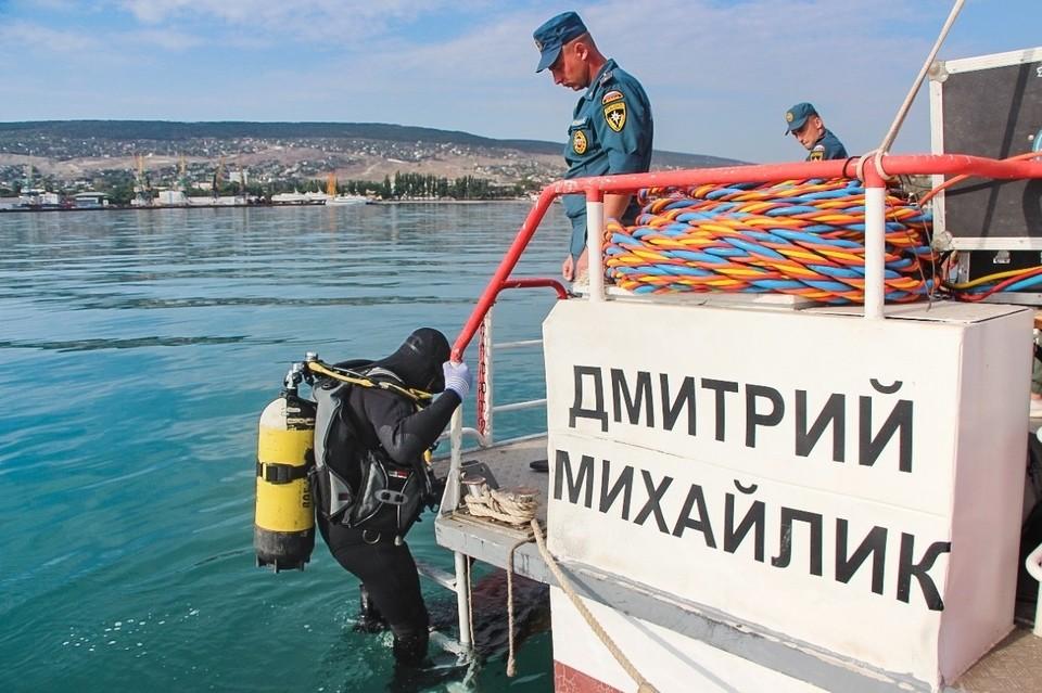 В течение сентября опасные находки должны быть подняты. Фото: 82.mchs.gov.ru