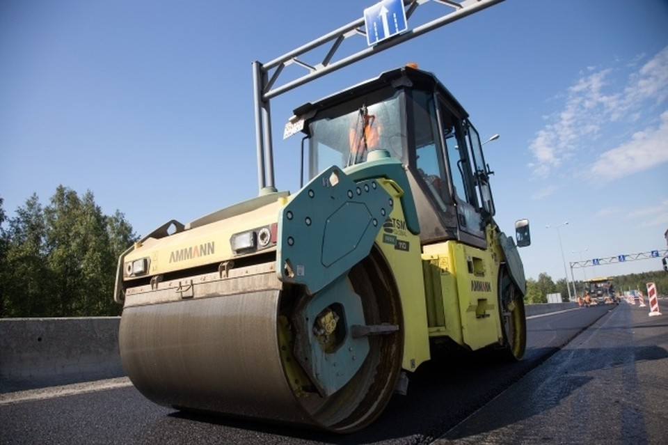 В Новосибирске снова перенесли ремонт Октябрьского моста.