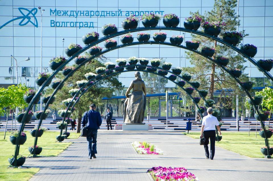 Все пассажиры благополучно прилетели в Волгоград.